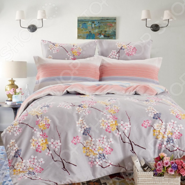 Комплект постельного белья Cleo 412-SK