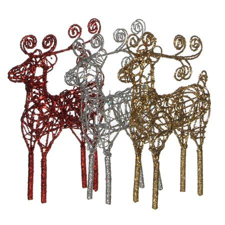 Купить Елочное украшение Christmas House «Олень»
