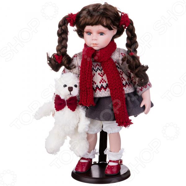 Кукла фарфоровая 346-228
