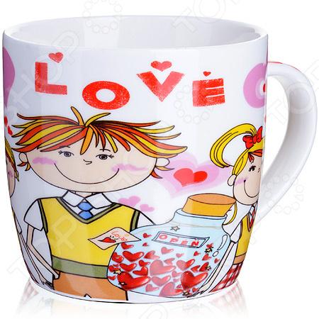 цена на Кружка Loraine LR-24468-1 I Love You