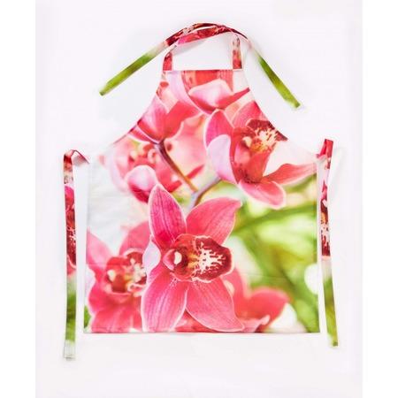 Купить Фартук Сирень «Душистая орхидея»