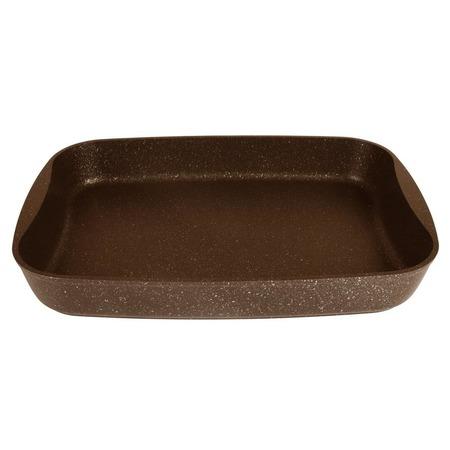 Купить Противень Kukmara «Кофейный мрамор»
