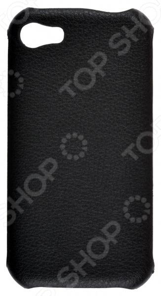 Чехол защитный skinBOX DIGMA CITI Z400 3G смартфон digma s505 3g vox черный