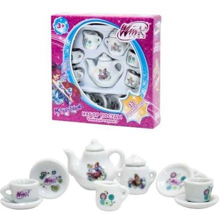 Купить Набор посуды из фарфора 1 TOY Т56344