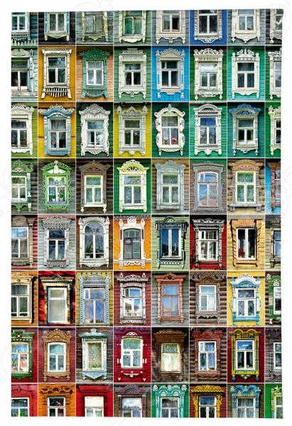 Обложка для автодокументов Mitya Veselkov «Маленькие окна»