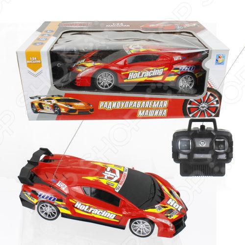 машины shenglong машина на радиоуправлении power racing 1 18 Машина на радиоуправлении 1 Toy Hot Racing