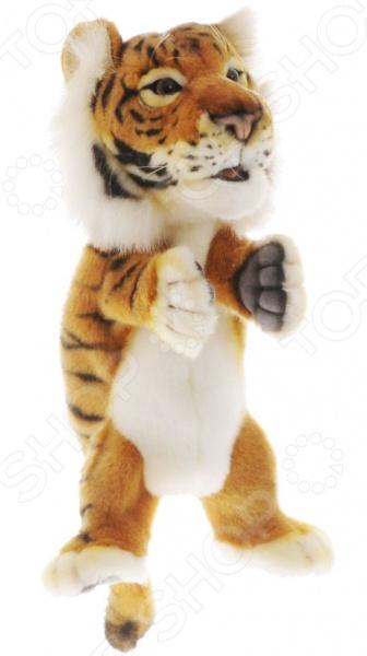 Мягкая игрушка на руку Hansa «Тигр»