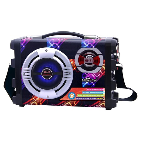 Купить MP3-плеер с караоке и микрофоном 31 ВЕК NT-P2220. В ассортименте