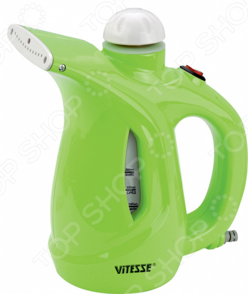 Отпариватель ручной Vitesse VS-695 отпариватель для одежды vitesse vs 695 orange