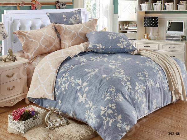Комплект постельного белья Cleo 392-SK комплекты постельного белья cleo постельное белье hunter 2 спал