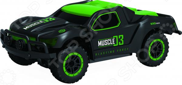 Машинка на радиоуправлении 1 Toy «Драйв раллийная зеленая»