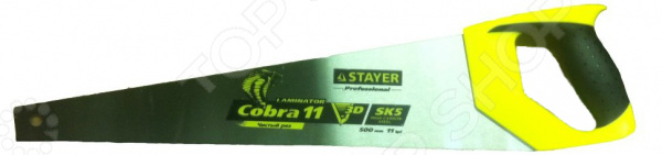 Ножовка многоцелевая Stayer Cobra Laminator 1516-50