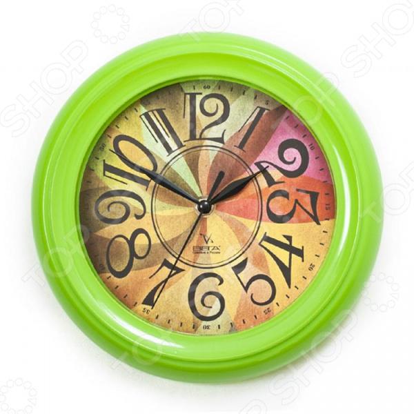 Часы настенные Вега П 6-3 мат-35 «Палитра»
