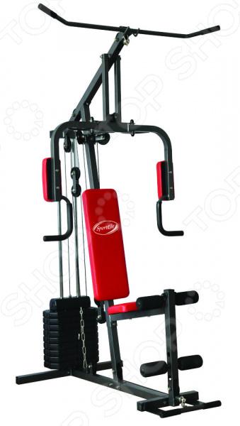 Тренажер силовой Sport Elit SE-3000-45 велотренажер sport elit цвет серый синий 88 5 см х 47 см х 120 5 см