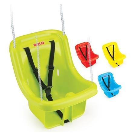 Купить Качели детские подвесные Dolu с защитным креплением и ремнем. В ассортименте