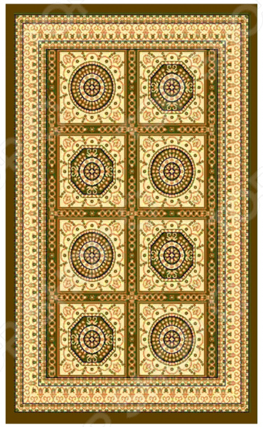 Ковер Kamalak tekstil УК-0438 ковер kamalak tekstil ук 0515
