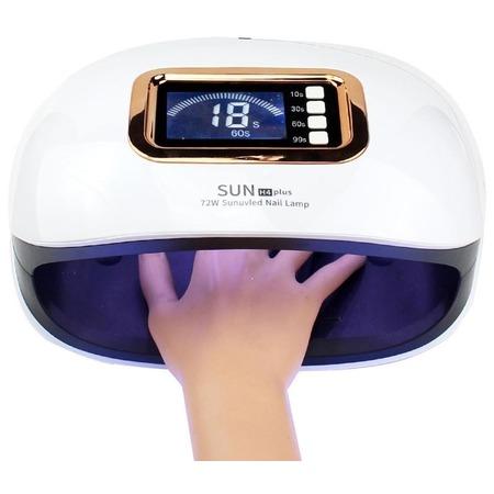Купить Лампа для сушки ногтей Sun H4 Plus