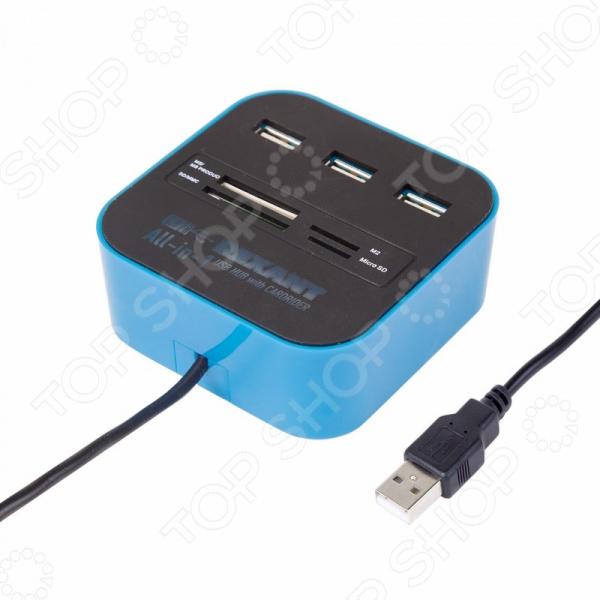 USB-хаб Rexant 18-4121