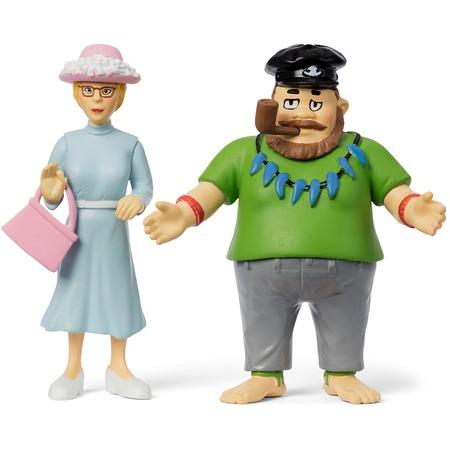 Купить Набор кукол Micki «Капитан и Мисс»