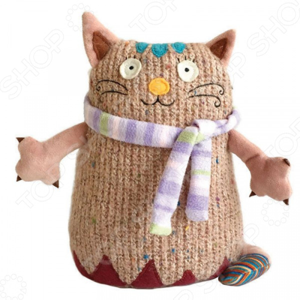 Мягкая игрушка Gulliver «Кот Котейка»