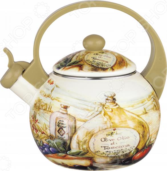 Чайник со свистком Чудесница ЭЧ-2521 электрический чайник чудесница эч 2010