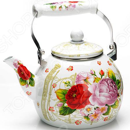 Чайник эмалированный Mayer&amp Boch MB-26499 Mayer&Boch - артикул: 1580338