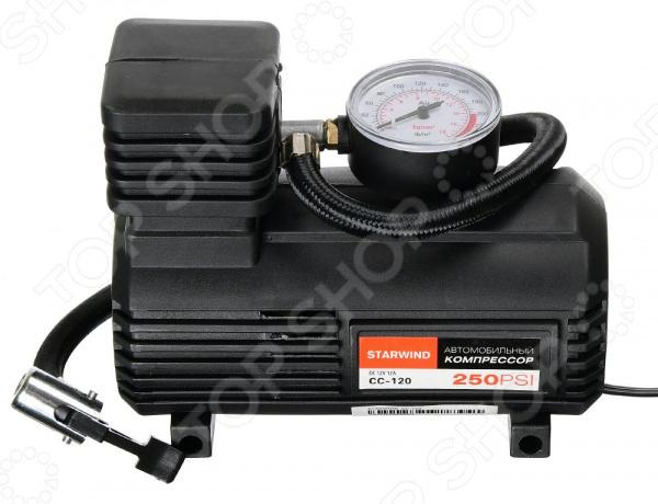 Компрессор автомобильный StarWind CC-120 компрессор fiac fx250