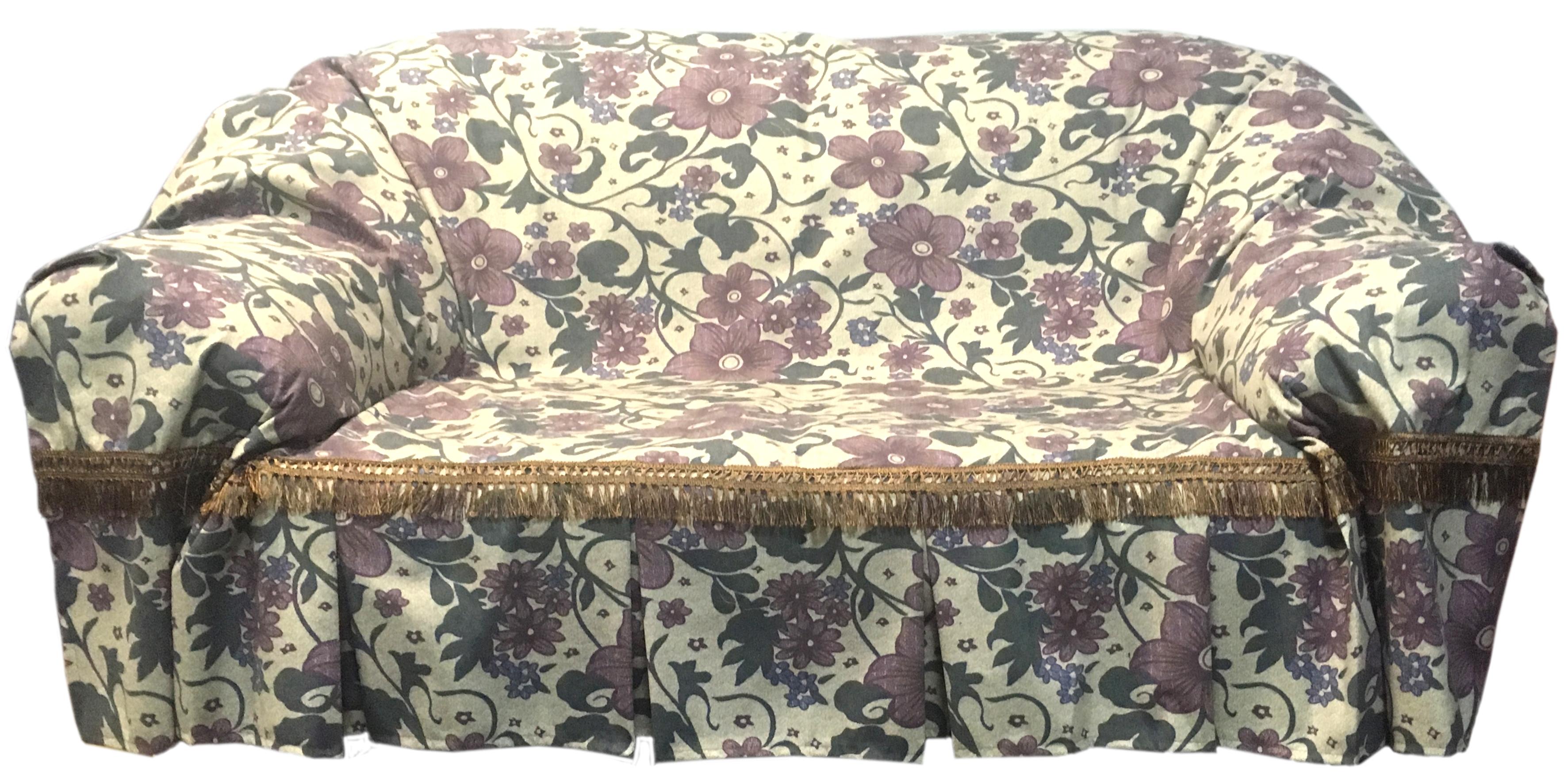 Комплект дивандек «Аленький цветочек»