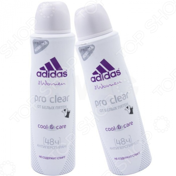 Дезодорант-спрей женский Adidas CoolCare Pro clear CoolCare Pro clear