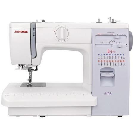 Купить Швейная машина Janome 419 S