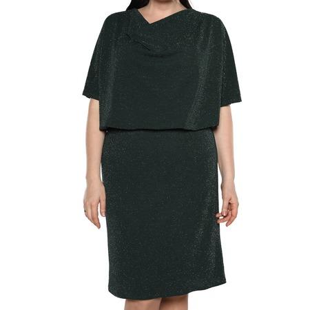Купить Платье Blagof «Таинственное сияние». Цвет: изумрудный