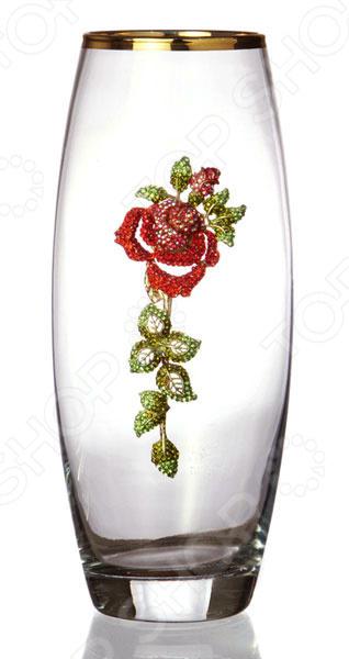 Ваза декоративная 802-138415 вазы pavone ваза орхидея