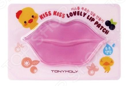 Патчи для губ TONY MOLY Kiss Kiss Патчи для губ TONY MOLY Kiss Kiss /