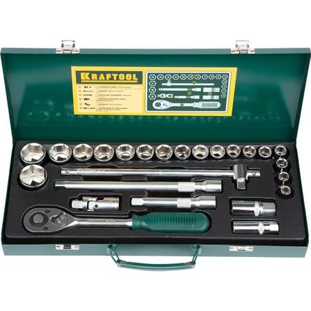 Купить Набор торцевых головок Kraftool Industrie Qualitat 27892-H25_z01