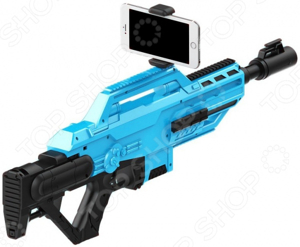 Фото Игрушка интерактивная Evoplay AR Gun ARS-23 интерактивная игрушка activ ar game gun no ar25c 81528