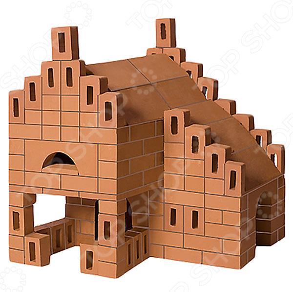 Конструктор из глины Brick Master «Летний домик»