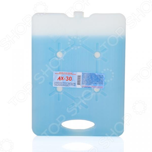 Аккумулятор холода АХ-30 аккумулятор холода ах 10 350мл 11 5 18 0 2 0см