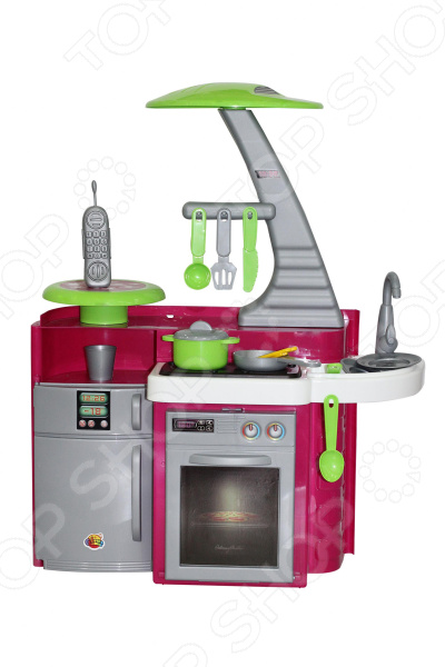 Кухня детская с аксессуарами Coloma Y Pastor Laura с цветовым эффектом кухня детская с аксессуарами coloma y pastor laura
