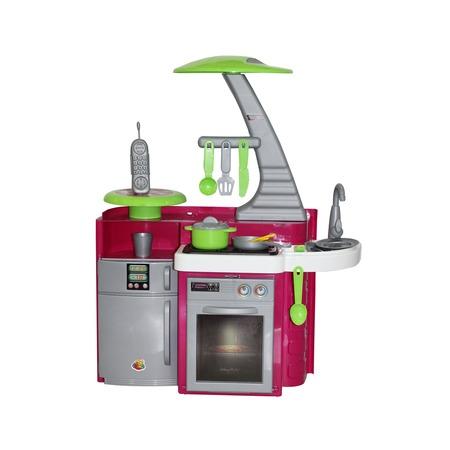 Купить Кухня детская с аксессуарами Coloma Y Pastor Laura с цветовым эффектом