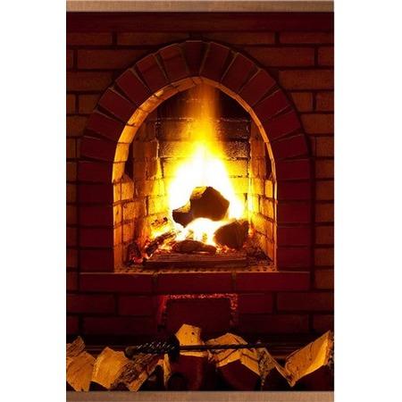 Купить Согревающее панно «Доброе тепло» (Камин)