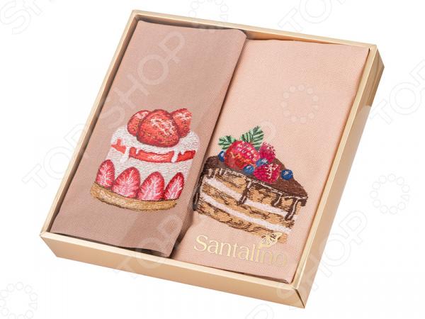 Набор салфеток Santalino «Десерт» 850-453-13