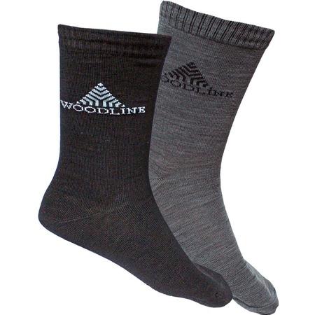 Купить Комплект термоносков WoodLine Термобелье Wool