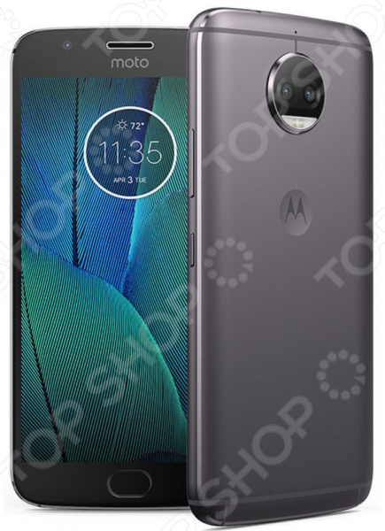 Смартфон Motorola Moto G5s Plus XT1803 32GB goowiiz синий moto g5s