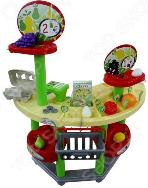 Игровой набор для ребенка Полесье Supermarket №1