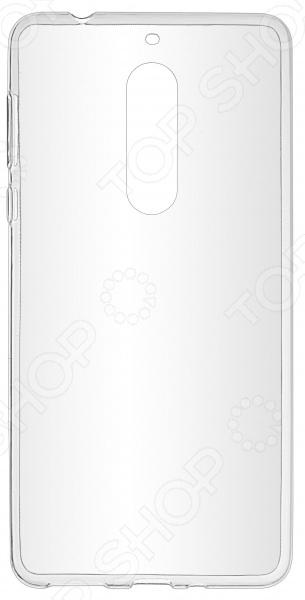 Чехол защитный skinBOX Nokia 5 накладка защитная skinbox nokia 5