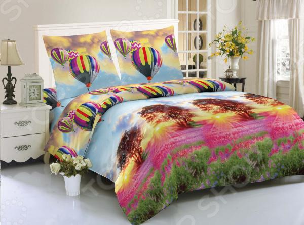 Комплект постельного белья Amore Mio Linz.. 1,5-спальный
