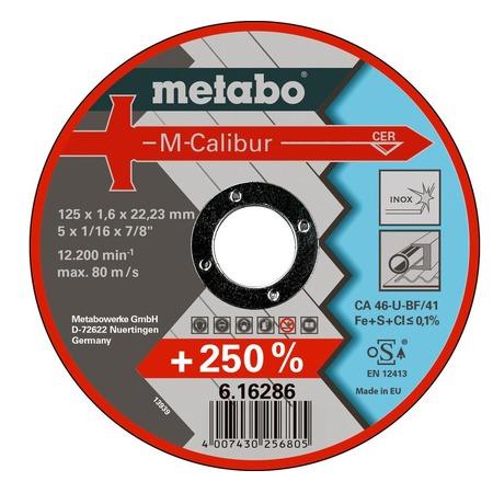 Купить Диск отрезной Metabo M-Calibur