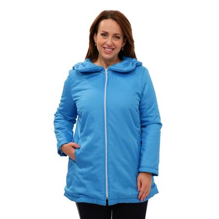 Купить Куртка СВМ-ПРИНТ «Восточный ветер». Цвет: голубой