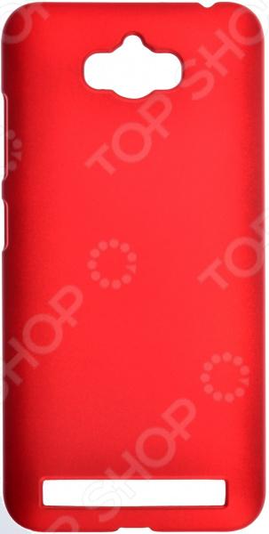 Чехол защитный skinBOX ASUS ZenFone Max ZC550/ZenFone Max 551KL аксессуар чехол накладка asus zenfone 3 max zc553kl skinbox silicone chrome border 4people gold t s azc553kl 008