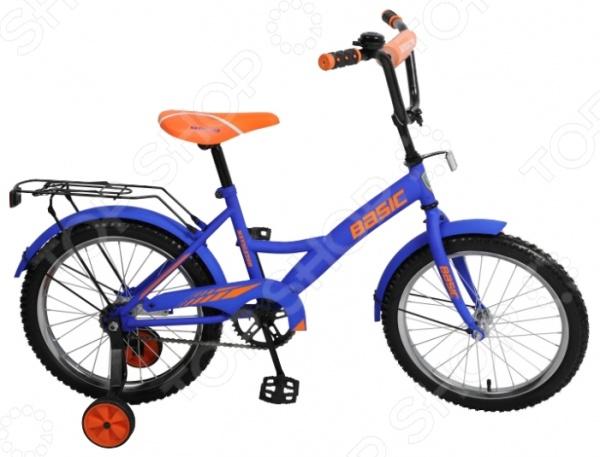 Велосипед детский Navigator Basic KITE 18 велосипед детский navigator супермен цвет голубой 18 вн18080